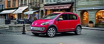 Volkswagen Cross Up! Starts from €13,950 in Germany