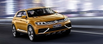 Volkswagen CrossBlue Coupe Confirmed for LA Auto Show