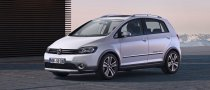 Volkswagen CrossGolf Details and Photos Released