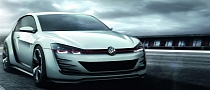 Volkswagen Design Vision GTI Concept First Photos Emerge [Photo Gallery]