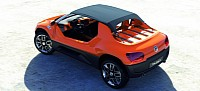 2011 Volkswagen Buggy Up Concept