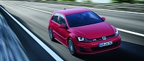 New Volkswagen Diesel Golf GTD Revealed