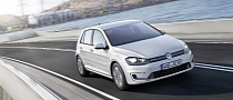 Volkswagen e-Golf Set for North American Debut in LA