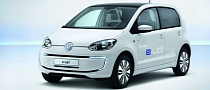 Volkswagen e-Up! Pricing Announced