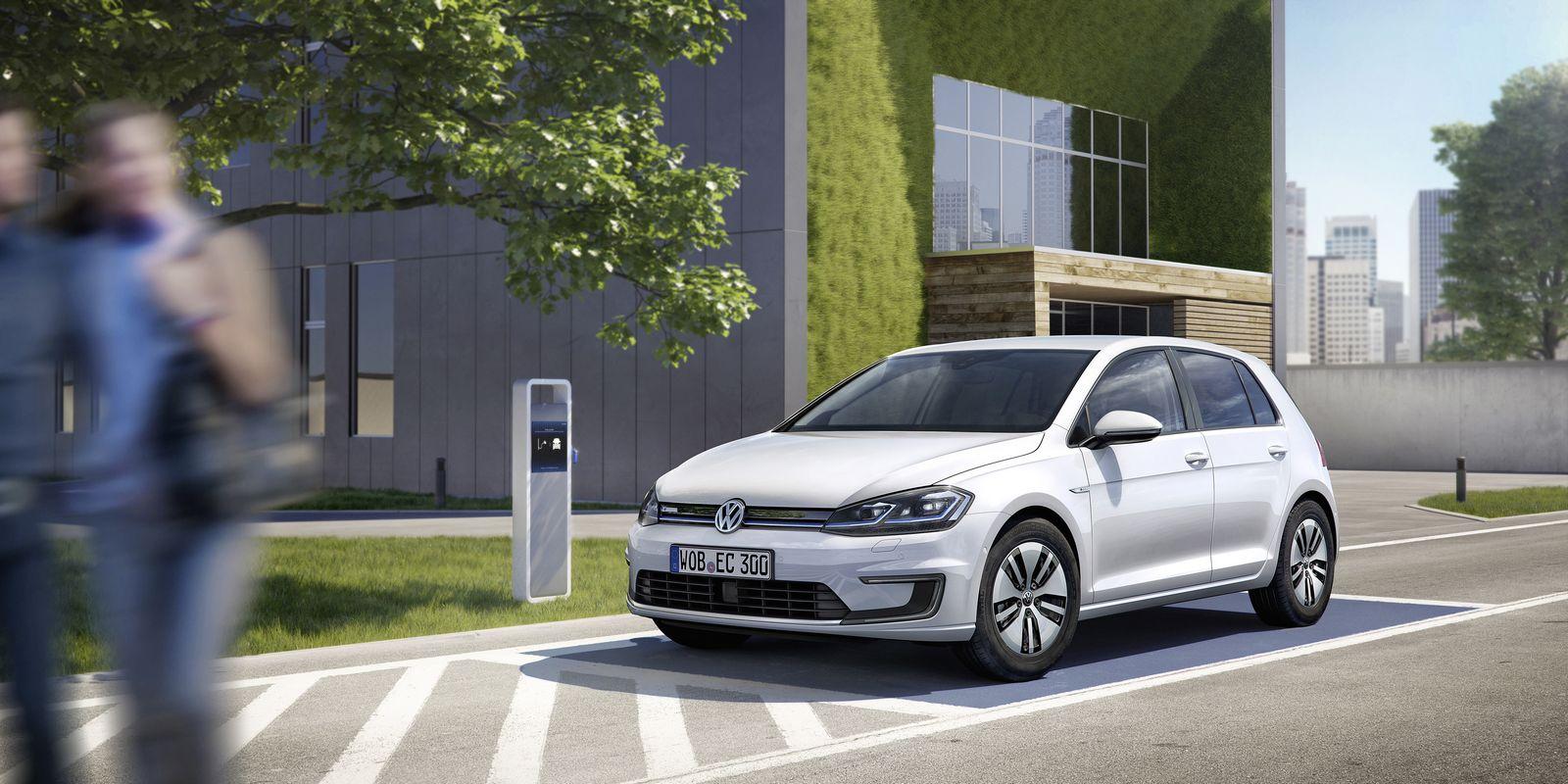 Volkswagen Has To Launch Three EVs In California By One Is - Volkswagen in california
