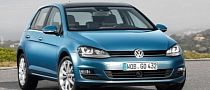 Volkswagen Gives New Golf Three New Engines, 4Motion and Tech Pack