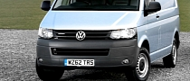 Volkswagen Gives Transporter the BlueMotion Treatment