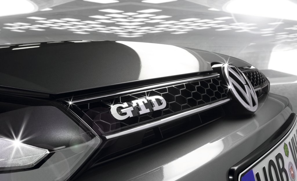 Volkswagen Golf 6 Gtd Official Details And Photos