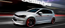Volkswagen Golf 7 GTI Tuned by Oettinger: 350 HP