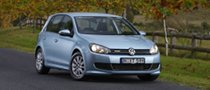 Volkswagen Golf BlueMotion Reaches Australia