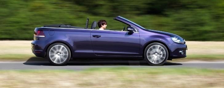 volkswagen golf cabriolet exclusive autoevolution. Black Bedroom Furniture Sets. Home Design Ideas