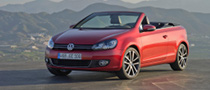 Volkswagen Golf Cabriolet to Debut in Geneva