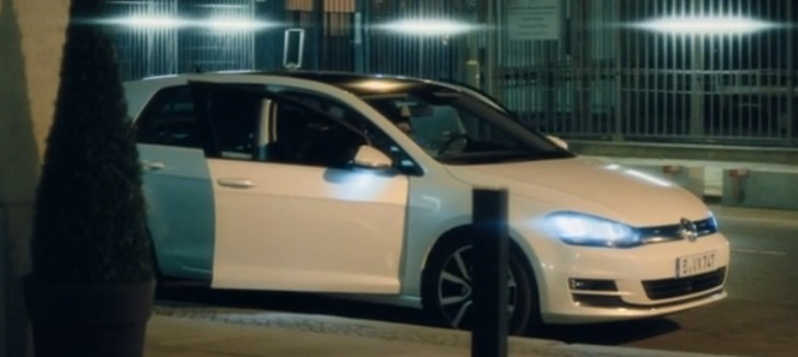 Volkswagen Golf Commercial: Bank Robbers [Video]