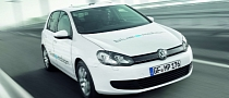 Volkswagen Golf Electric to Use E-Golf Name