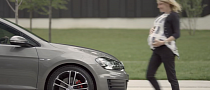Volkswagen Golf GTD Commercial: Baby Delivery [Video]