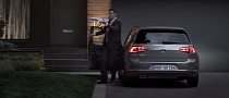 Volkswagen Golf GTD Commercial: Dad Destroys Pizza [Video]