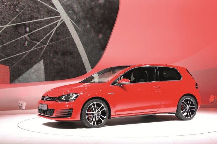 Volkswagen Golf GTD UK Pricing Released
