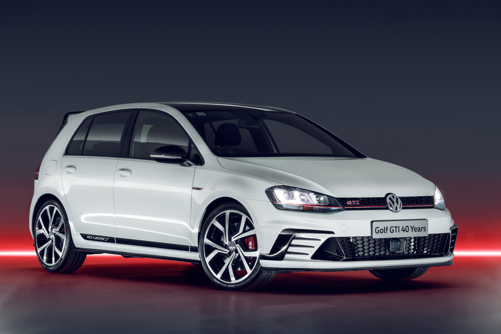 volkswagen golf gti 39 40 years 39 is the clubsport for australia autoevolution. Black Bedroom Furniture Sets. Home Design Ideas