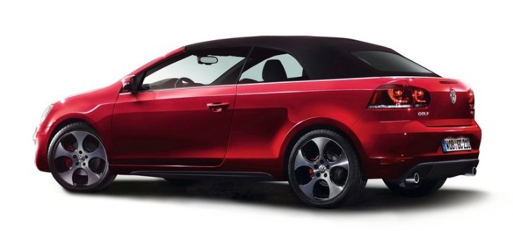 Volkswagen Golf GTI Cabrio - UK Pricing Announced