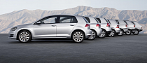 Volkswagen Golf Production Reaches 30 Million