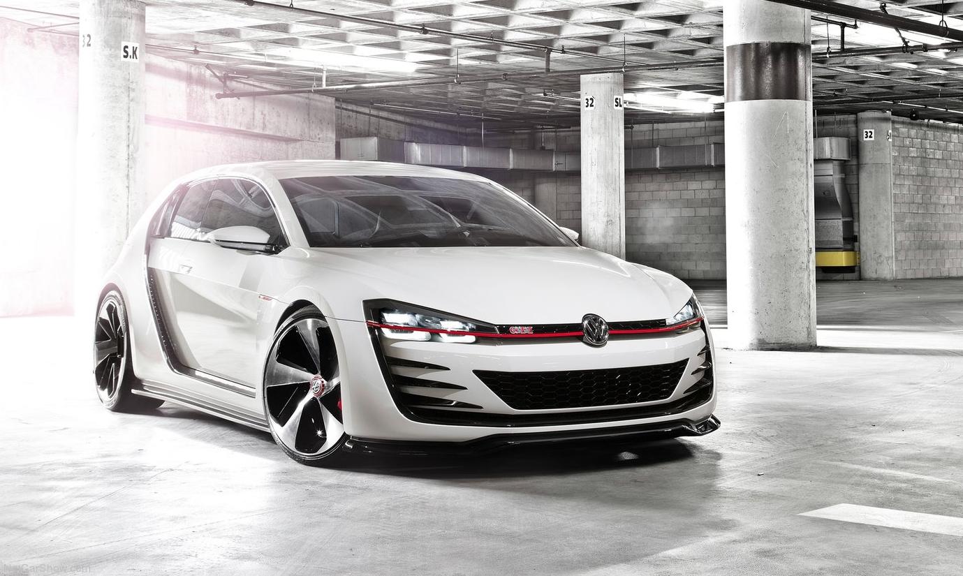 Volkswagen Golf R Evo Concept Rumored For Beijing Motor