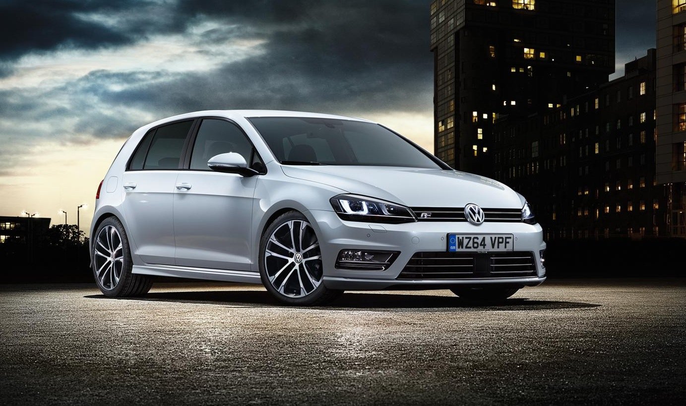 Volkswagen Golf R-Line Launched in Britain with 1.4 TSI ...