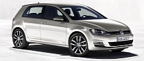 Volkswagen Golf VII Fully Revealed in New Leaked Photos [Image Gallery] [Updated]