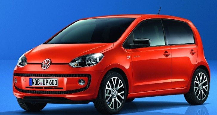Volkswagen Groove Up! Edition Comes With Fender Sound System