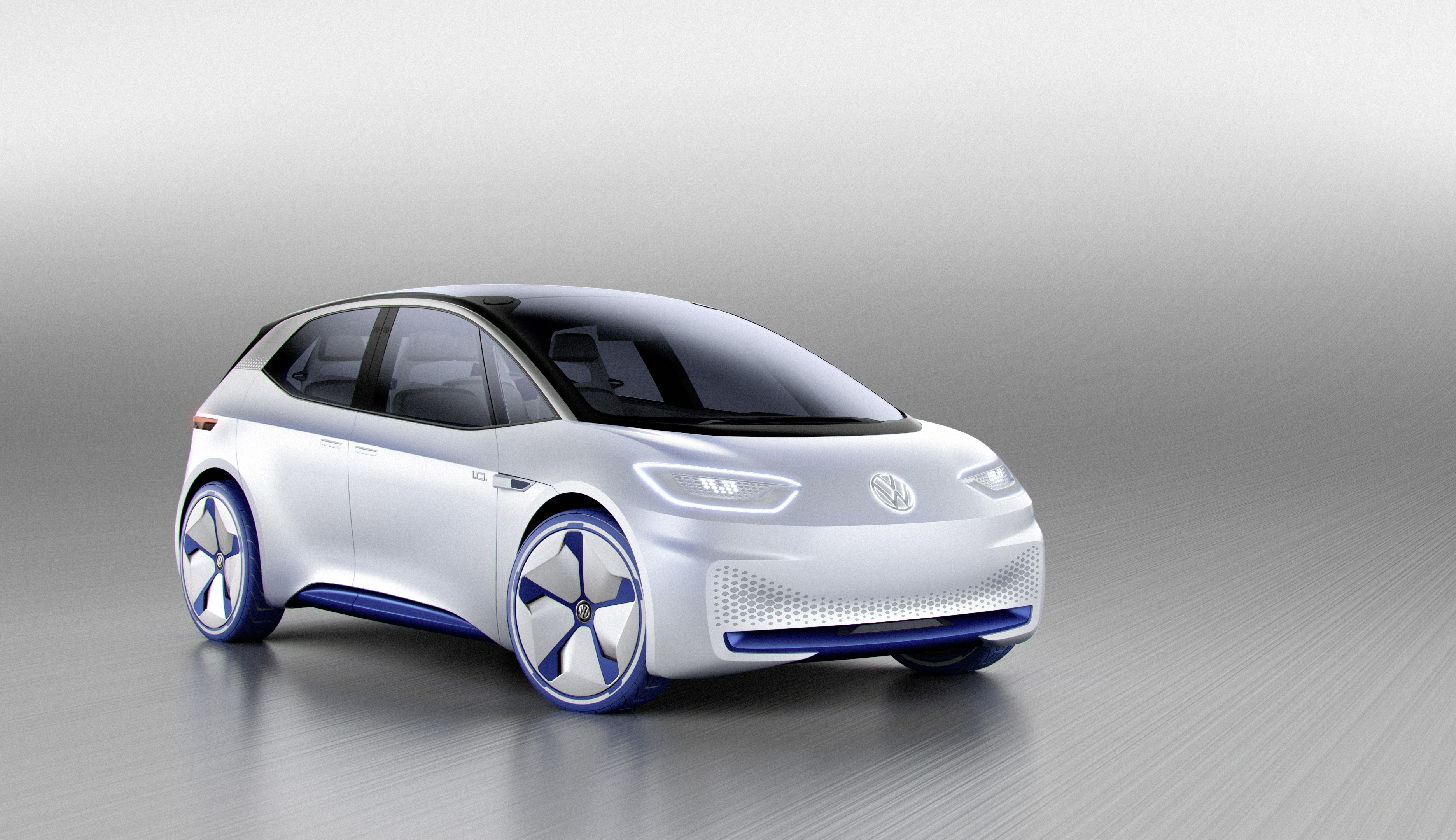 This is Volkswagen's electric auto for 2020