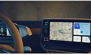 Volkswagen ID 3 Interior Leaked, Looks Like a Mix of BMW i3