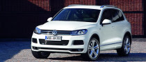 Volkswagen Introduces New R-Line Package for Touareg