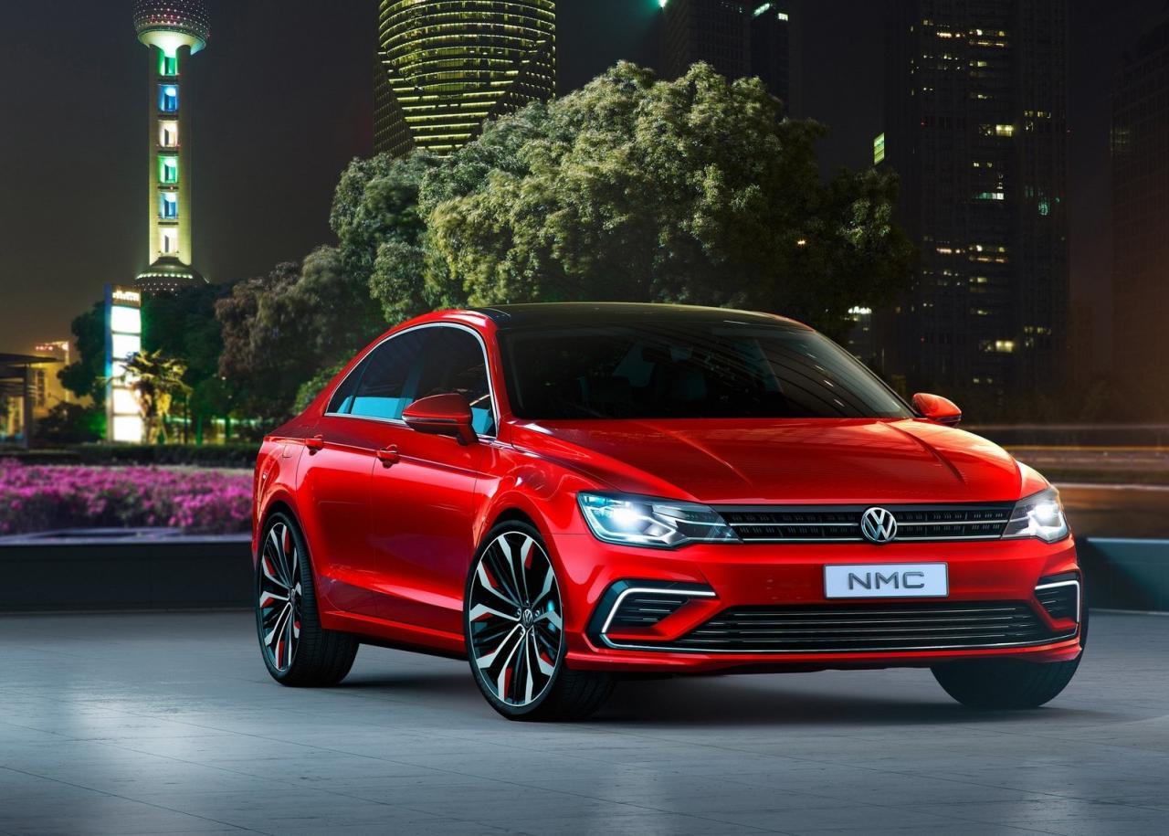 Volkswagen Jetta CC Will Enter Production in 2016 - autoevolution