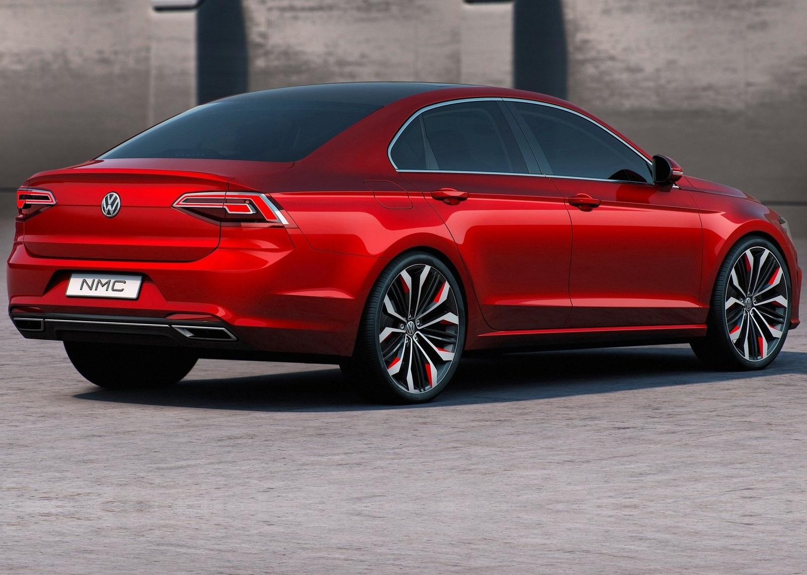 Volkswagen Jetta CC Will Enter Production in 2016