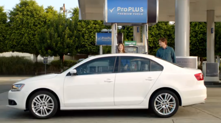 Volkswagen Jetta TDI Commercial: Stupid Laugh [Video]