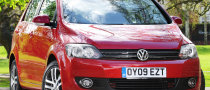 Volkswagen Launches Golf Plus BlueMotion in the UK