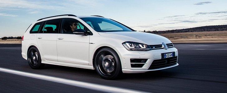 Volkswagen Launches Golf R Wagon Wolfsburg Edition in ...
