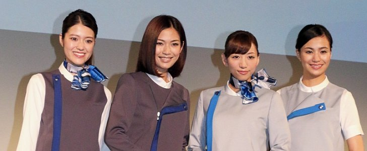 Volkswagen Launches New Uniform For Female Staff In Japan