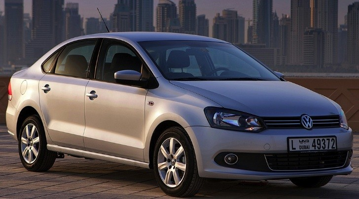 Volkswagen Launches Polo Sedan in UAE and Middle East