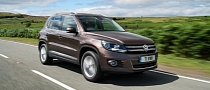 Volkswagen Launches Tiguan Match in the UK