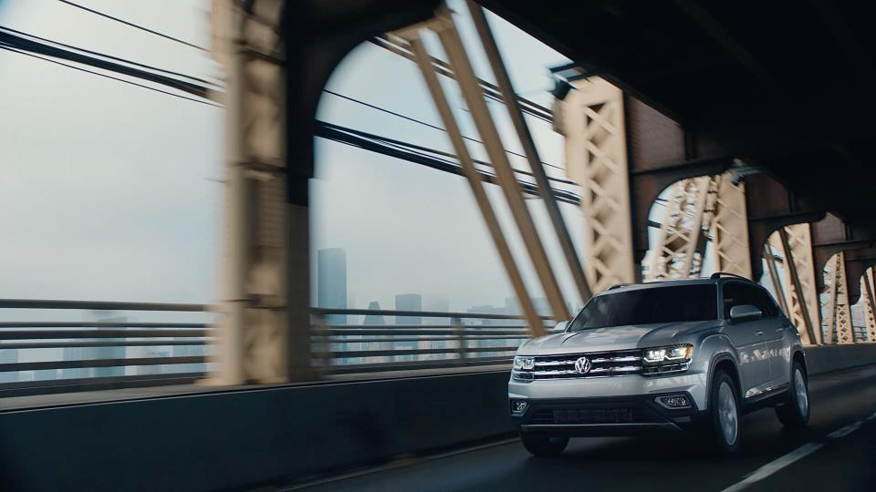 Volkswagen Launches U.S. Atlas Commercial Campaign, and It's a Tear Jerker - autoevolution
