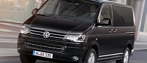 Volkswagen Multivan Business Available with GTI Engine