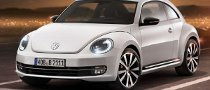 Volkswagen New Beetle First Photos and Details
