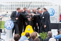 Volkswagen's Chattanooga plant is set to open its doors in 2011