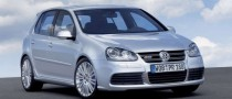 Volkswagen of America Recalls 5,000 MY 2008 R32