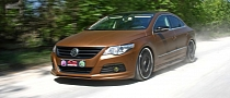 Volkswagen Passat CC Tuned by FolienCenter-NRW [Photo Gallery]