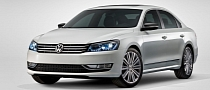 Volkswagen Passat Performance Concept Coming to Detroit