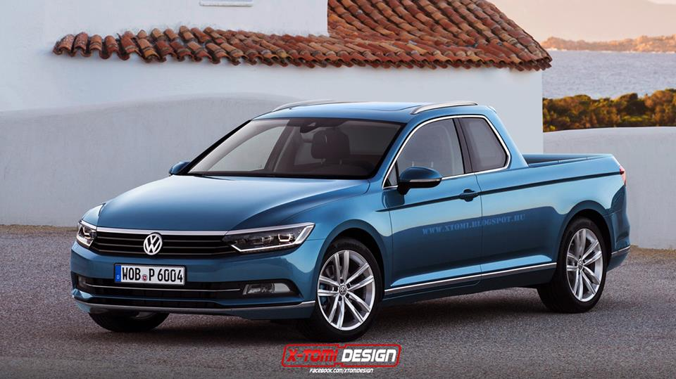 New Volkswagen Passat Pickup Truck Why This Wouldn T Work