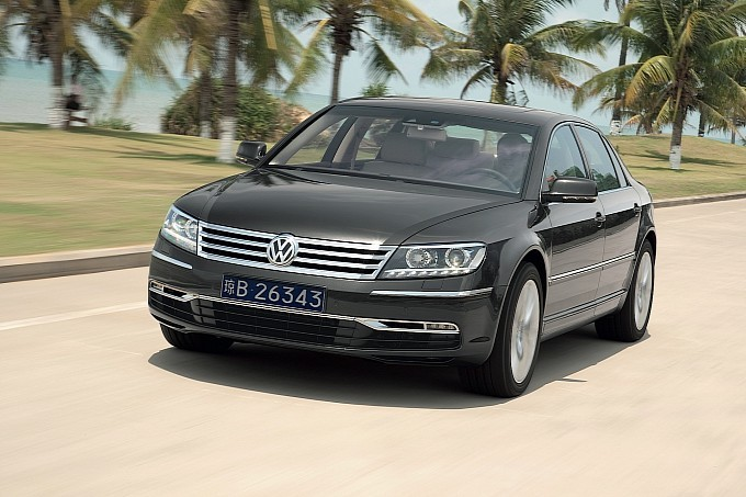 Volkswagen Phaeton to Make US Comeback