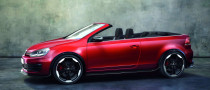 Volkswagen Plays With Our Minds: Golf GTI Cabriolet Study Unveiled