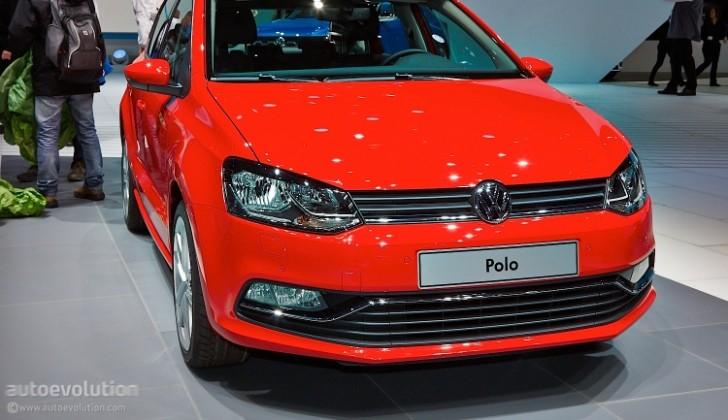 Volkswagen Polo Facelift Family Detailed In Geneva Live